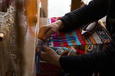 Crete - Anogia, the Traditional Textiles