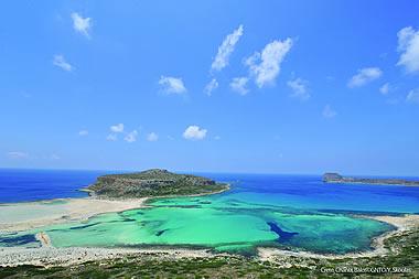 Crete - Chania, Balos Beach