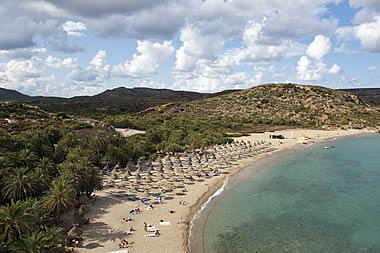Crete - Lasithi, Vai Beach