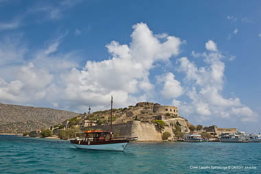Crete - Lasitihi, Spinalonga Island