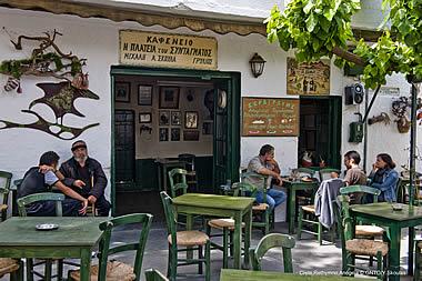 Crete - Rethymnon, Anogia Village
