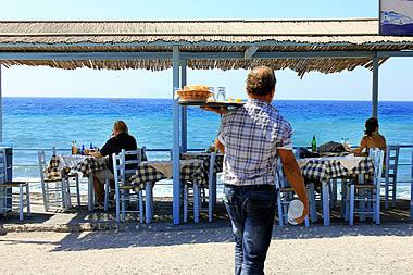 Santorini - Vlichada