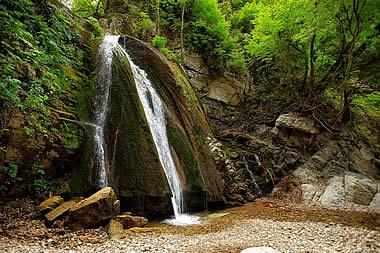 Halkidiki - Varvara's Waterfalls