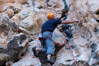 Karpathos - Climbing
