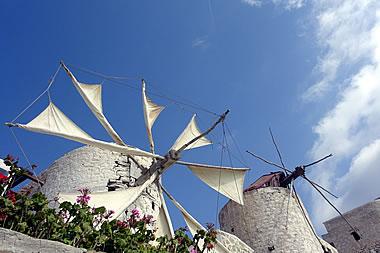 Karpathos - Windmills