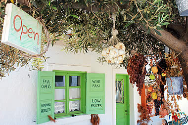 Santorini - Traditional Tavern